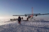 Twinotter a Mid Point a 2550 metri di altezza