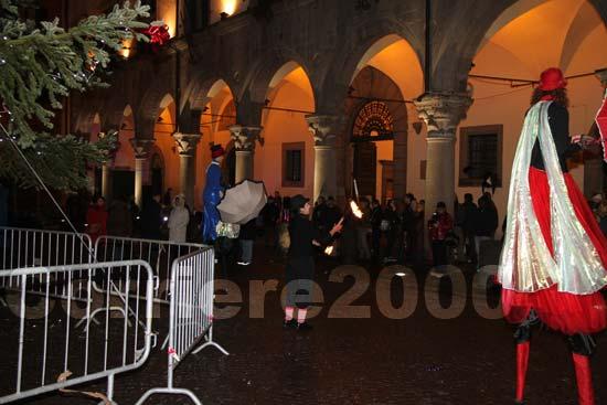 Capodanno a piazza del comune a Viterbo