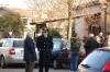 Il medico legale con il comandante provinciale dei carabinieri