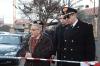 Il pm Petroselli con il comandante Giorgio Dino Guida