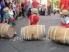 Il palio delle botti a Pianoscarano (Viterbo)