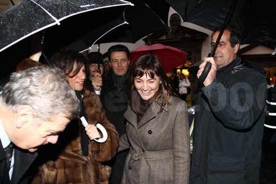 Renata Polverini a Viterbo - Inaugura il comitato