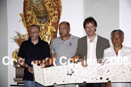 Granziera, Rossi, Vittori e Mecarini