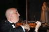Il rpimo violino dell'orchestra del Tof