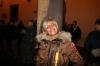 Stefania Appolloni festeggia in piazza