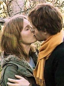 <p>Amanda Knox e Raffaele Sollecito, ai tempi della loro relazione</p>