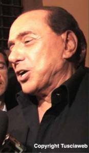 <p> Silvio Berlusconi</p> <p>
