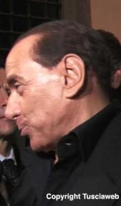<p> Silvio Berlusconi</p>