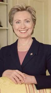 <p> Hillary Clinton</p>