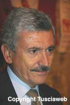 <p> Massimo D'Alema</p>