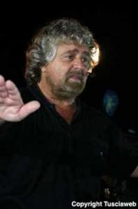 <p>Beppe Grillo</p>