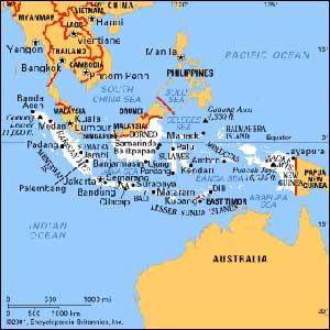 <p>Indonesia</p>