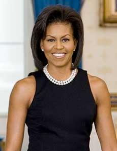 <p> Michelle Obama</p>