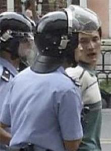 <p> Cina - Repressione uighuri</p>