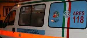 <p>Ambulanza</p>