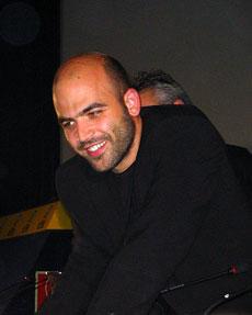 <p>Roberto Saviano</p>