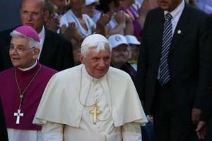 <br />Papa Benedetto XVI