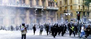<p>2001, Il G8 di Genova</p>