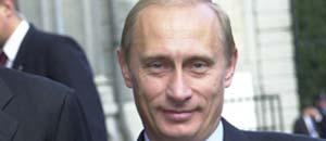 <p> Vladimir Putin</p>