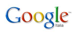 <p>Il logo di Google</p>