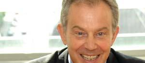 <br />Tony Blair