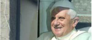 </p> <p>Benedetto XVI</p>