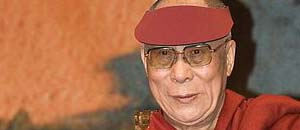 <br />Dalai Lama