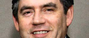 <br />Gordon Brown