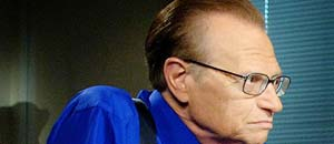 <br />Larry King