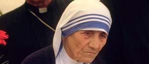 <br />Madre Teresa