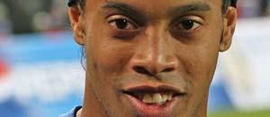 <br />Ronaldinho