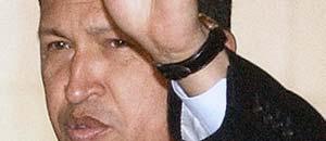 <br />Hugo Chavez