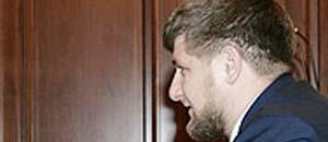 <br />Ramzan Kadyrov