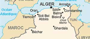 <p>L'Algeria</p>