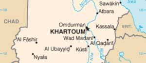 <p>Il Sudan</p>