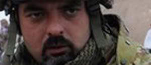 Il tenente Massimo Ranzani