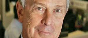 <p>Michael Bloomberg</p>