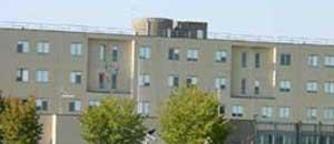 <p>Il carcere di Viterbo, uno dei tanti a rischio sovraffollamento</p>