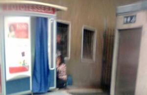 Viterbo – La foto che circola su Facebook sulla fellatio a piazza del Sacrario